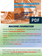Machine Foundation