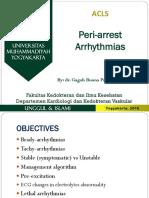 Peri Arrest Arrhythmias