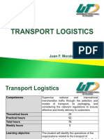 Transport Logistics 1u