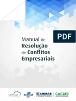 Manual de Resolucao de Conflitos Empresariais