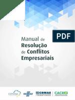 Manual de Resolucao de Conflitos Empresariais
