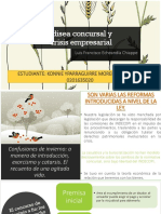 Lect. 14 Odisea concursal y crisis empresarial.pptx