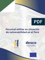 Diagnostico Personal Militar Situacion