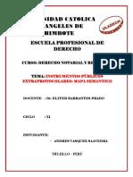 Instrumentos Publicos Notariales - Trabajo