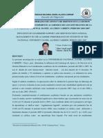 ARTICULO DE LA INFLUENCIA DEL LIDERAZGO DE APOYO Y DE SERVICIO.pdf