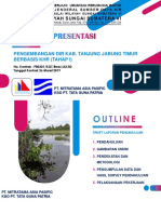 Kesatuan Hidrologis Rawa TanjabTim Jambi