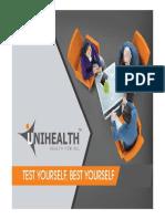 Unihealth Presentation IBE Final