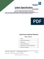 09-SAMSS-101 - Self Priming Epoxy Mastic With Aliphatic Polyurethane