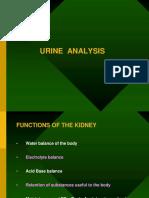 Urine a