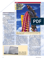 Roller Coaster Materials