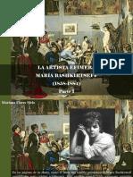 Mariana Flores Melo - La Artista Efímera, María Bashkirtseff 1858-1884, Parte I