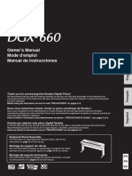 Yamaha DGX 660 - Manual.pdf