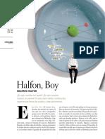 Halfon, Boy - Eduardo Halfon