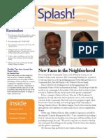Oakwood Shores November Newsletter
