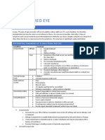 A Painful Red Eye.docx