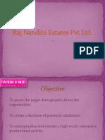 Raj Nandini Estates Pvt Ltd PPT.pptx