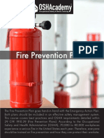 Fire Prevention Studyguide