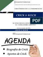 Expo-crick y Koch