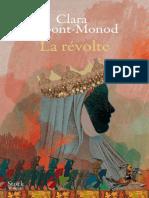 La revolte - Clara Dupont-Monod.epub