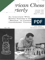 American Chess Quarterly 1962 Vol. 2 No. 2 Fall.pdf