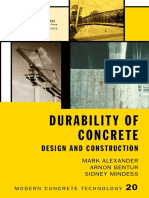 Durability of Concrete.pdf