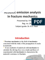 Acoustic emission analysis in fracture mechanics.pptx