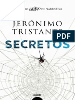 Secretos - Jeronimo Tristante