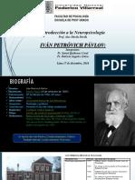 Exp Ivan Pavlov