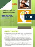Neuropiscología Escolar Dic.