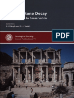 Building Stone Decay From Diagnosis to Conservation - Prikryl - The Geological Society 2007.pdf