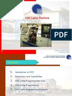 4 CNC Lathe