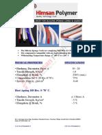 data sheet sponge gasket.pdf