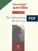 LA INTERPRETACION DE LA LEY.pdf