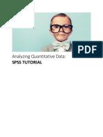 Analyzing Quantitative Data_ the SPSS TUTORIAL