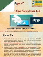 Ambulatory Care Nurses Email List.ppt