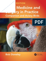 Avian Medicine and Surgery in Practice Companion and Aviary Birds 2nd Edition(Veterinary-eBooks.com) (1)