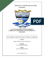 Ensayo Participación Del Ecuador en La Mercosur