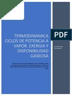 Informe de Termodinamica