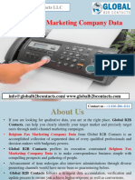 Belgium Fax Marketing Company Data.pptx