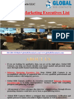 Delaware Marketing Executives List.pptx