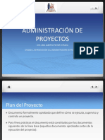 Administración de Proyectos - Ejemplo