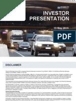 Investor Presentation_10 May 2010