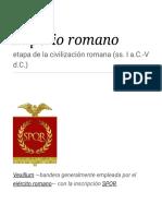 Imperium romano