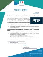 CP - Vigilance Jaune Orages - 6 Juillet 2019