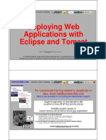 Deploying Apps With Eclipse and Tomcat
