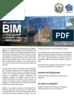 Diplomado en Implantación BIM en Proyectos de Arquitectura e Ingenieria-Arts Instituto NAC