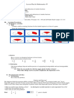 COT Math Lesson Plan