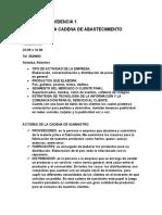 ACTIVIDAD 3 EVIDENCIA 1actores de La Cadena de Abastecimiento