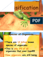 Classificationoflife Taxonomy Final