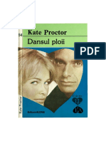 Kate Proctor. Dansul-ploii